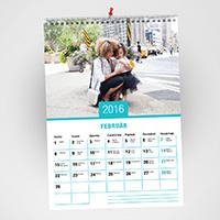 Falinaptár – Kártyanaptár – Asztali naptár